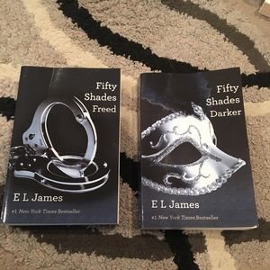 Fifty Shades Book Bundle